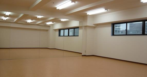 渋谷笹塚 ダンス スタジオ