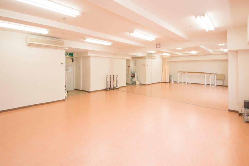 渋谷 笹塚 レンタルスタジオ 貸しスタジオ ダンススタジオ